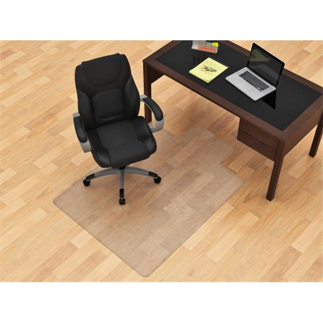 Z-Line Designs ZLCM-003 Hard Floor Chair Mat - 45 x 53 in.