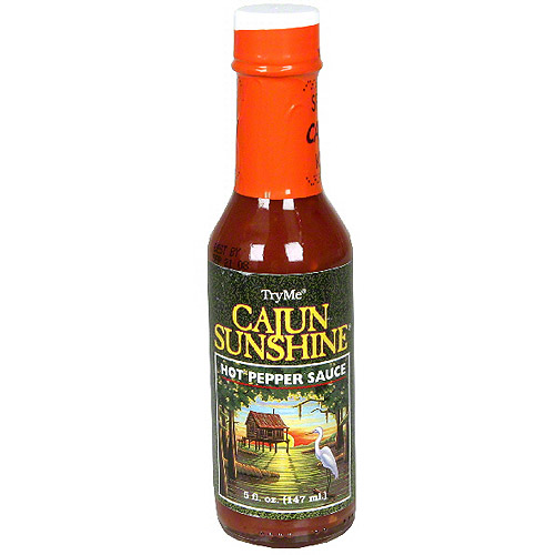 Try Me Hot Pepper Sauce, 5 oz (Pack of 6)
