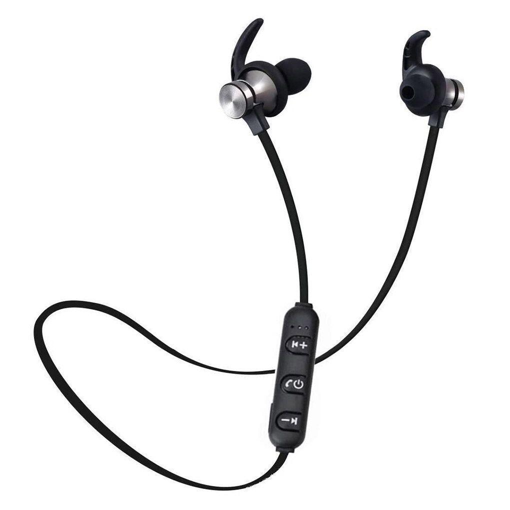 Bluetooth 5.0 Wireless Bone Conduction Headset Sport Stereo Headphones Earphones