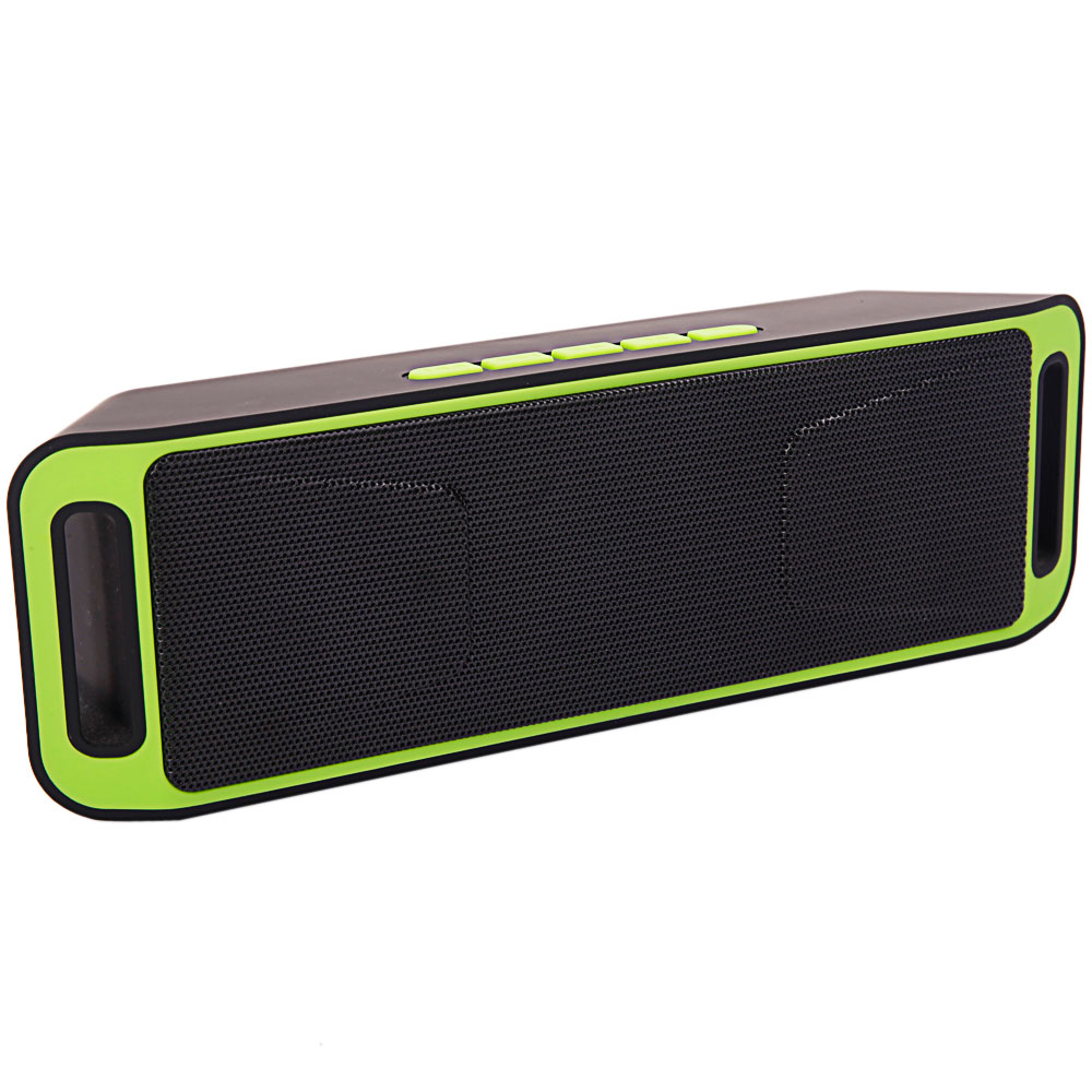Ktaxon Wireless Bluetooth Portable Multimedia Speaker Heavy Bass for iPhone Tablet PC