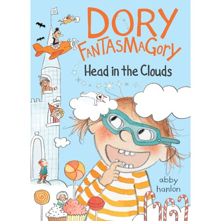 Dory Fantasmagory: Head in the Clouds (Hardcover) (Shrunken Head In Beetlejuice)