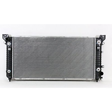 Radiator - Pacific Best Inc For/Fit 13397 14-16 Chevrolet Silverado 1500 GMC Sierra 1500 15-15 Suburban/Tahoe/Yukon/XL/Denali (1st Design) 5.3L/6.2L AT WITHOUT TOW