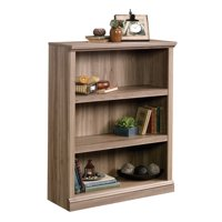 Sauder Select 3-Shelf Bookcase, Multiple Finishes