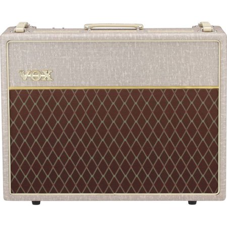Vox AC30 Hand-Wired Tube Guitar Combo Amp with 2 x 12