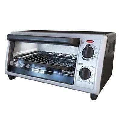 Applica TO1322SBD Bd 4 Slice Toaster Oven Brand New Kitchen Product by