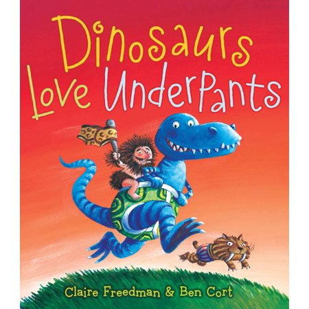 Dinosaurs Love Underpants - The Dinosaur Place Coupons