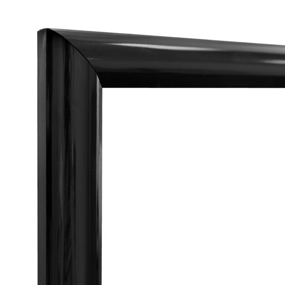 Mainstays 24x32 Trendsetter Poster and Picture Frame, Black ...