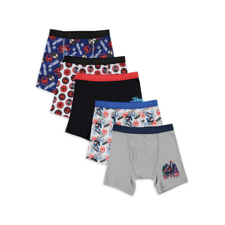 Boys' Spider-Man 5pk Underwear - 6