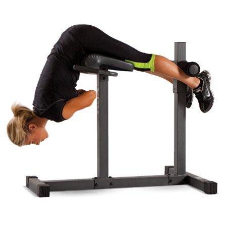 Roman Bench (Roman Chair/Hyperextension Bench - Targets Lower Back & Abdominal)