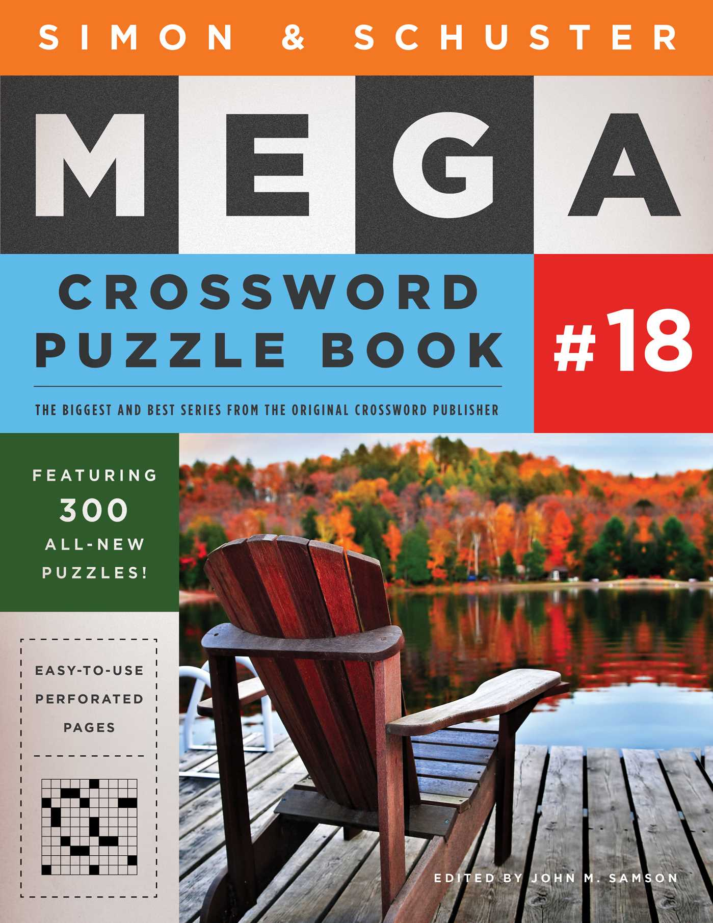 Astonishing Simon Schuster Mega Crossword Puzzle Book 18 Gmtry Best Dining Table And Chair Ideas Images Gmtryco