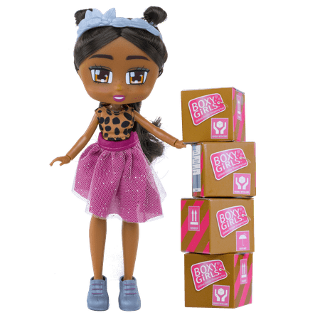 Boxy Girls Doll Nomi