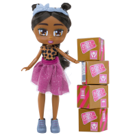 Walmart.com deals on Boxy Girls Doll Nomi