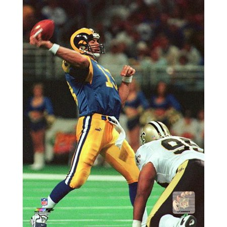 Kurt Warner 1999 Action Photo Print