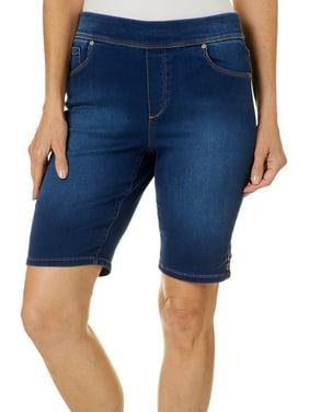 Details zu New Women Ladies Lace Lining Daisy Floral Short Jeans Acid Blue Hot Pant 6 12