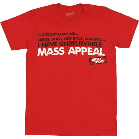 - Jersey Shore Appeal T-Shirt Sheer