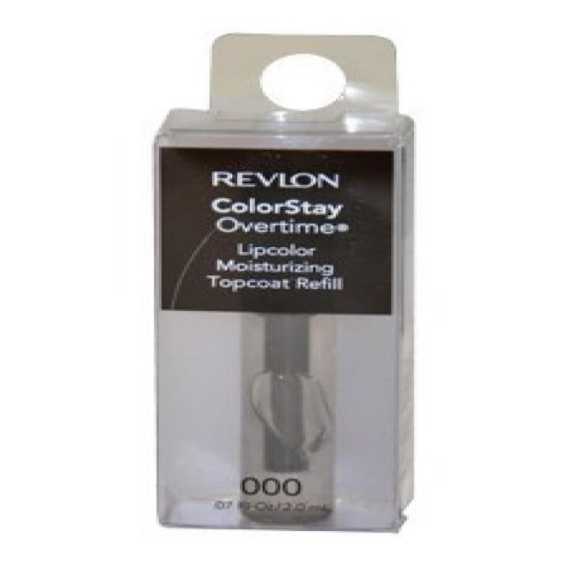 Revlon ColorStay Overtime Lipcolor Moisturizing Topcoat Refill 000