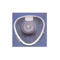 Tolco Corp Urinal Screen with Para Block - Cherry -- 12 per case