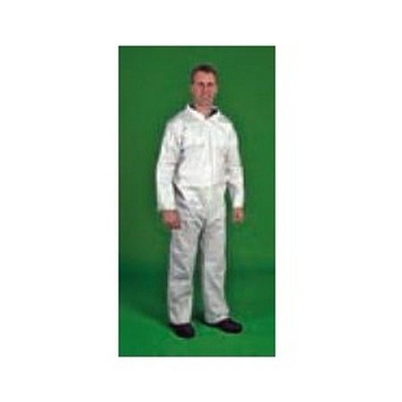 Lakeland Industries Ai Ctl41 square-S Coverall Micromax Ns Sma Ll (Lakeland Square)