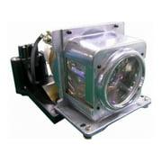 Sanyo PLC-WXU10B Projector Housing with Genuine Original OEM Bulb