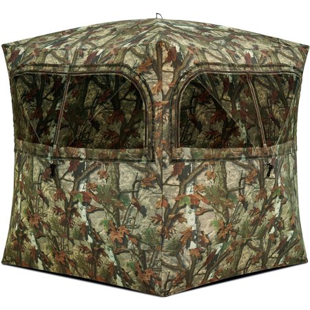 aluminum camo hunting holding xtra products step tall panel poles realtree blind slash tree nw blinds real cordura knits pole with in