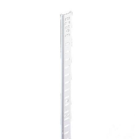 6-Ft.  White Pilaster Strip Standard - Pack of (84 Pilaster)