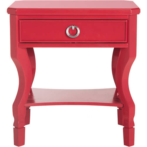 Safavieh Alaia One Drawer Nightstand, Multiple Colors