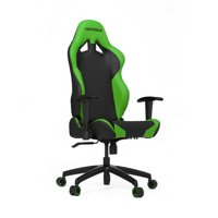 Vertagear S-Line SL2000 Racing Game Chair Computer Gaming Chair - Black/Green