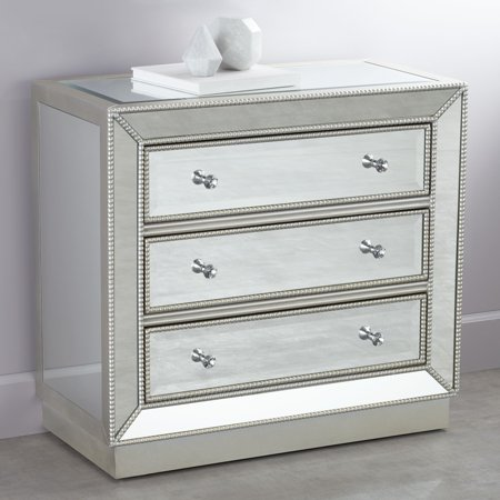 Hand Painted Corner Accent Chest - Coast to Coast Trevi 32