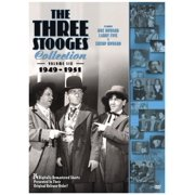 The Three Stooges Collection: Volume 6: 1949-1951 by COLUMBIA TRISTAR HOME VIDEO