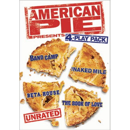 America Pin (American Pie Presents 4 Play Pack (DVD) )