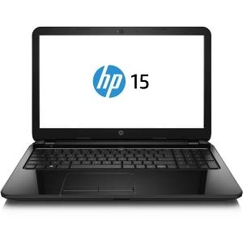 """HP TouchSmart 15-g020nr 15.6"""" Touchscreen LED Notebook AMD A-Series A4-6210 1.80GHz Black Licorice"""