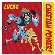 "Personalized Wild Kratts Cheetah Power 11"" x 11"" Canvas Wall Art"
