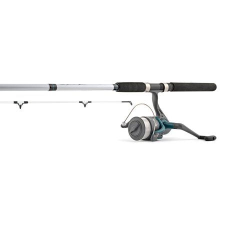 Hurricane Seahawk Grey 12' 2-Piece Combo with Spinning 20-40 Size 70