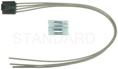 Standard Motor Products S612 Pigtail//Socket