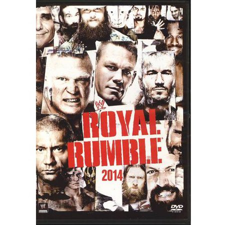 WWE: Royal Rumble (2014) (Full Frame)
