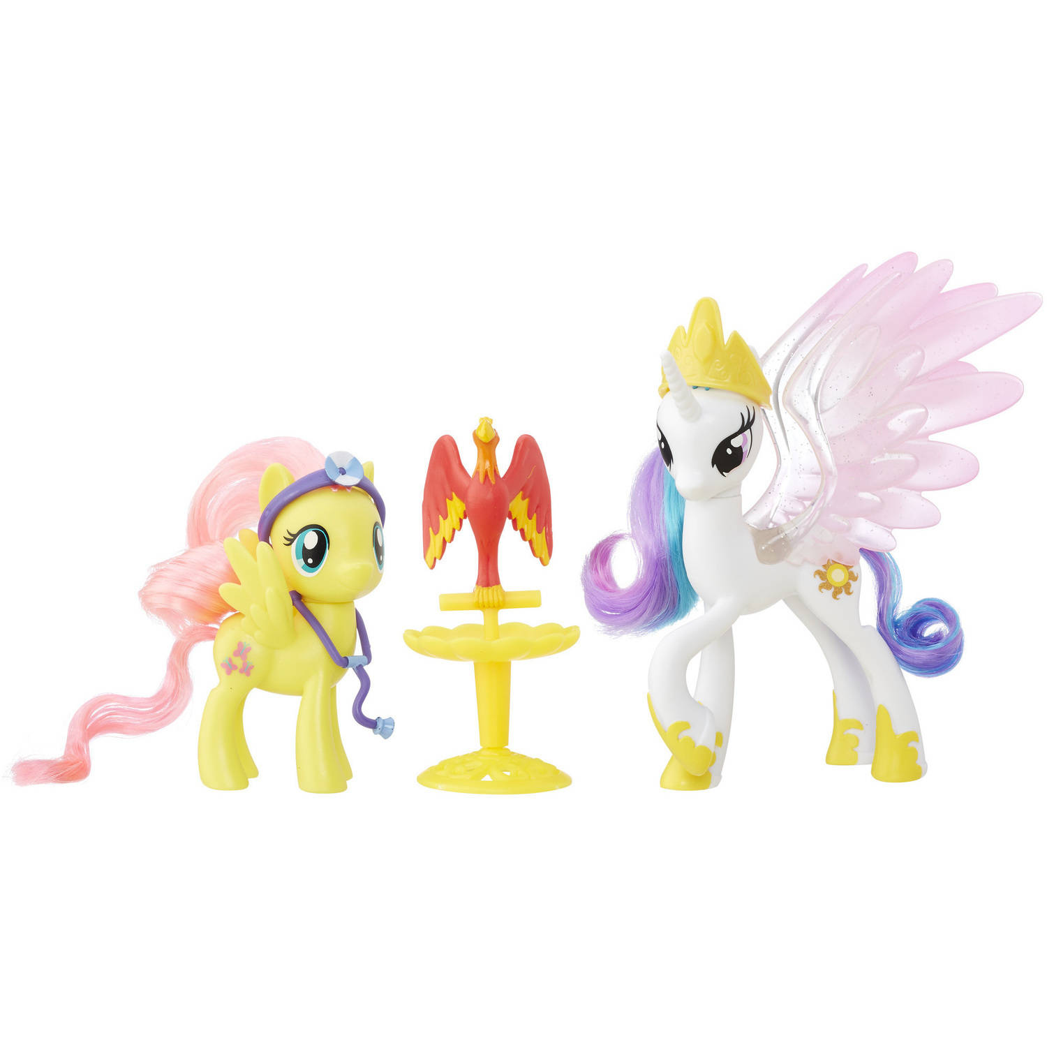My Little Pony Friendship Pack Princess Celestia and Fluttershy by Hasbro