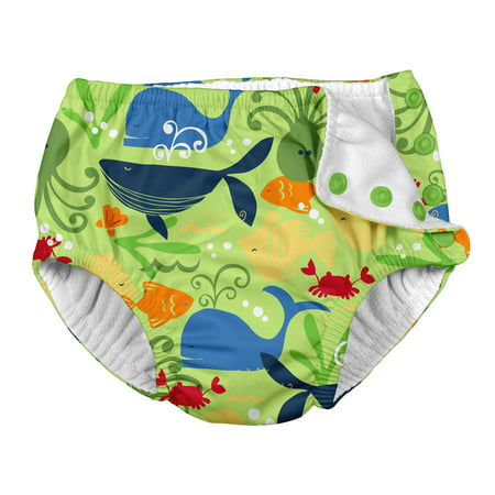 i play. Snap Reusable Absorbent Swimsuit Diaper (Baby Boys & Toddler Boys) (Boy Swimsuit Toddler)