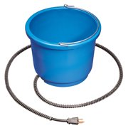 Allied Precision 9HB 9 Quart Plastic Heated Bucket