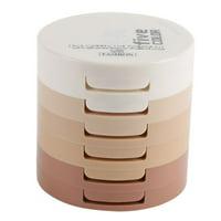 Makeup Face Smooth Cream Contour Kit Concealer Palette Foundation Cream Set