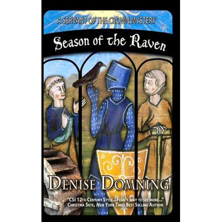 Season of the Raven : A Servant of the Crown Mystery