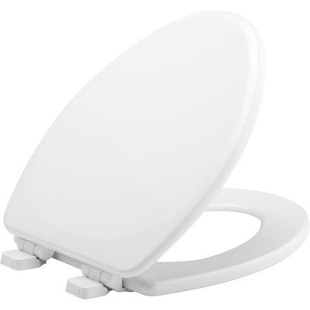 Super Mayfair Elongated Enameled Wood Toilet Seat In White With Sta Tite Seat Fastening System Whisperclose And Precision Seat Fit Adjustable Hinge Gmtry Best Dining Table And Chair Ideas Images Gmtryco