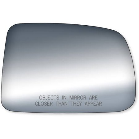 90080 - Fit System Passenger Side Mirror Glass, Honda CR-V LX 97-01 (Honda Prelude Mirror Glass)