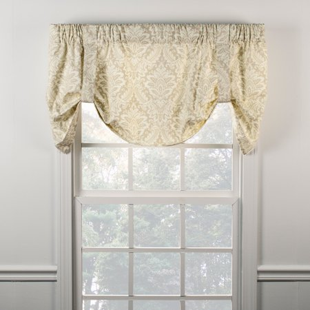 - Ellis Curtain Donnington Lined Tie Up Valance