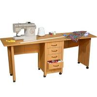 Venture Horizon Lamont Double Mobile Desk