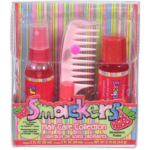 Lip Smackers Smk Strwb Hair Collection