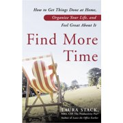 Find More Time - eBook