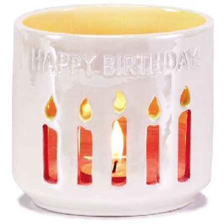 Insights 14016 Happy Birthday Candle Holder