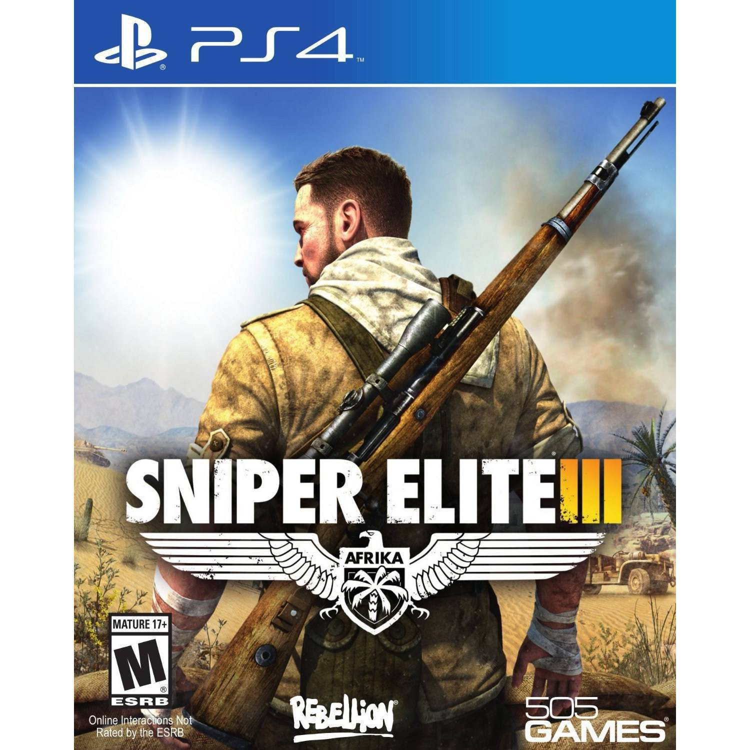 Sniper Elite III (PS4) - Pre-Owned