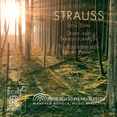 R  Strauss   Richard Strauss  Don Juan  Death And Transfiguration  Till Eulenspiegels Merry Pranks  Cd