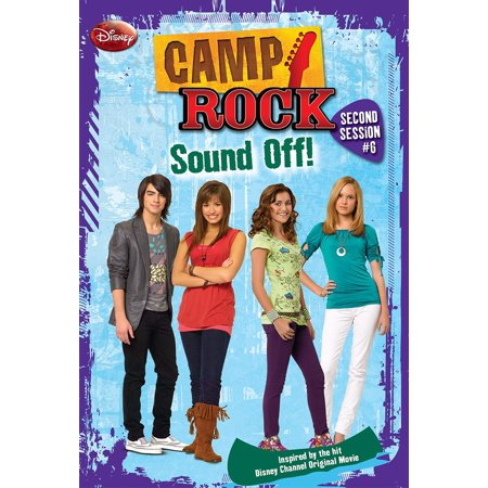 Off Rock (Camp Rock: Second Session: Sound Off! - eBook)